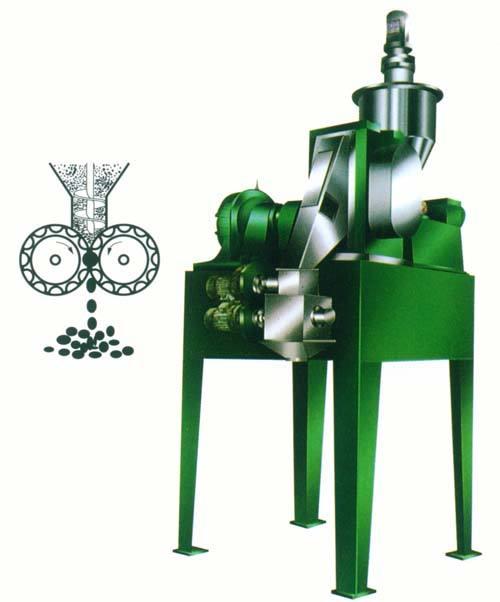 DH系列干法辊压制粒机