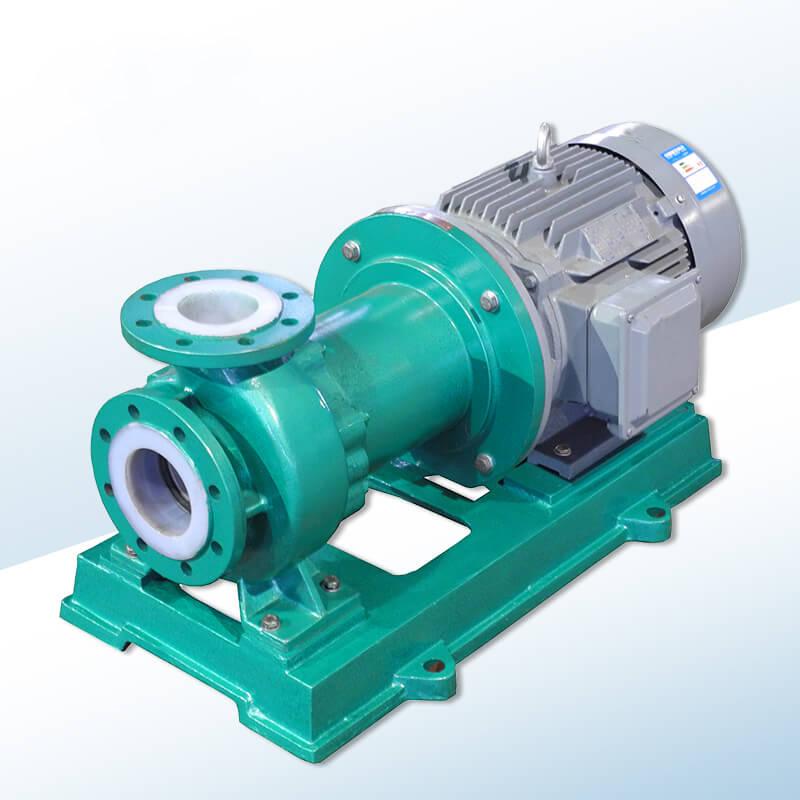 重型衬氟磁力驱动泵