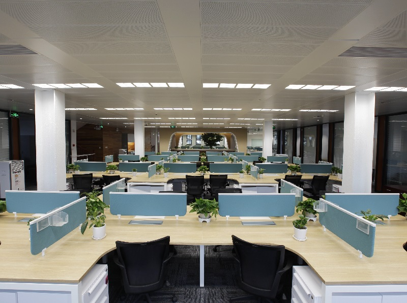 多人组合办公桌,组合办公桌厂家-AC-04