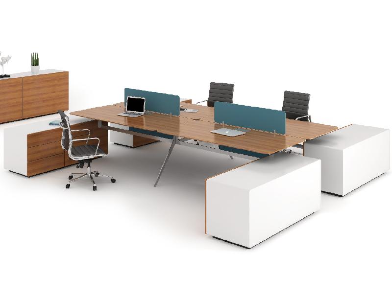 大型组合办公桌,组合办公桌厂家-AC-05