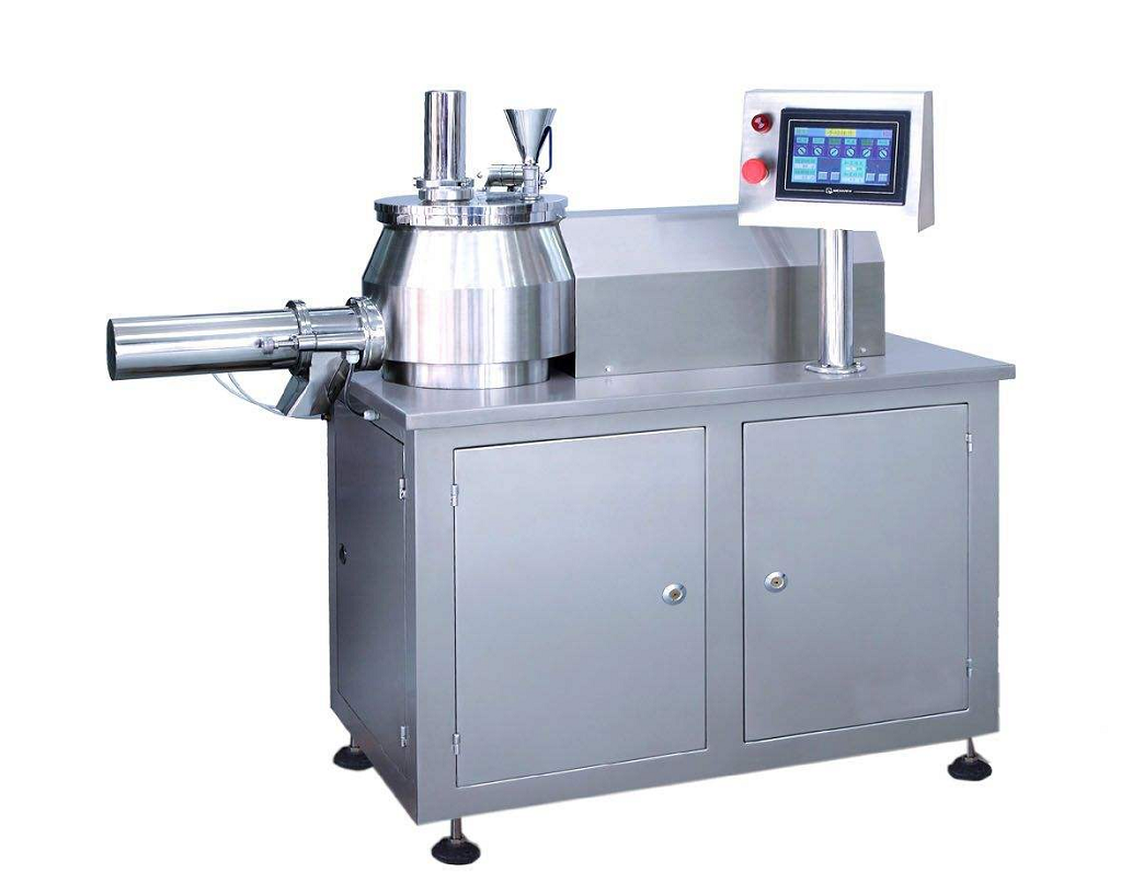 GHL系列高 效湿法混合制粒机