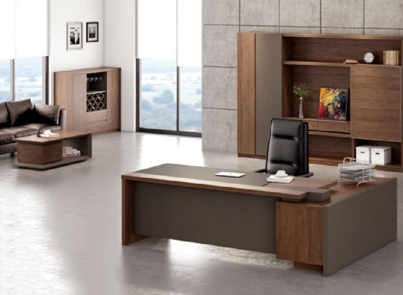高管办公家具经理桌主管桌钢制办公桌-CA-03