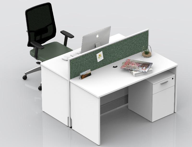 屏风办公桌定制厂家-DA-02