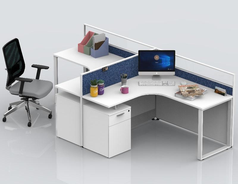 办公桌椅厂家屏风办公桌员工位-DA-04