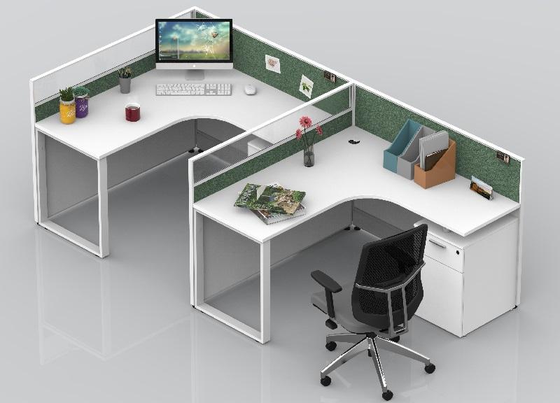 办公桌设计办公桌椅生产厂家-DA-05