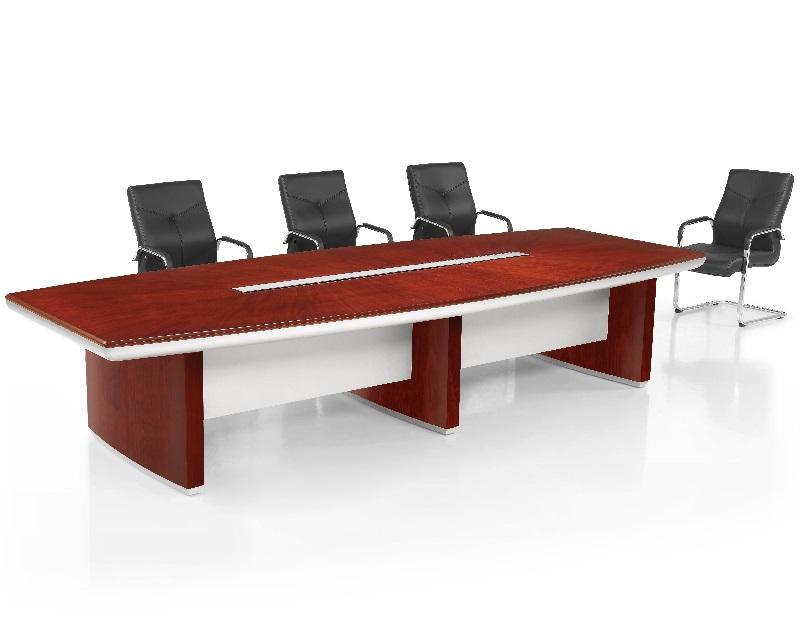 实木会议桌订做,实木会议桌大板-EA-05