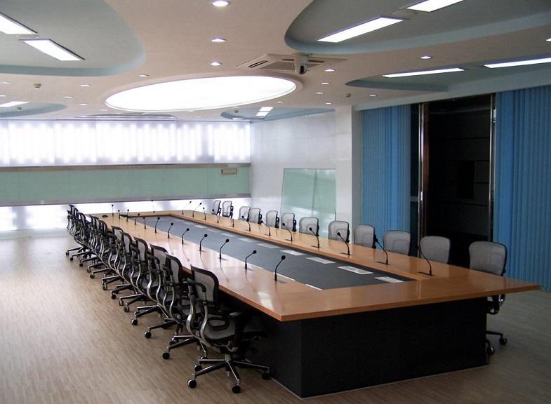 实木长会议桌,实木会议桌制造商-EA-01