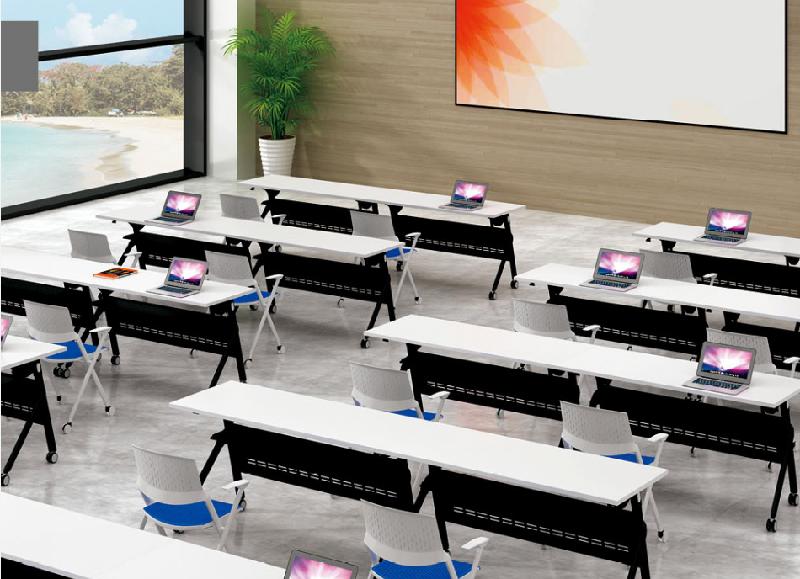 培训桌生产厂家 培训桌定做 培训桌椅-EC-03