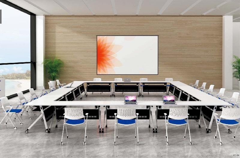 销售培训桌 员工培训桌 员工培训桌批发厂家-EC-04