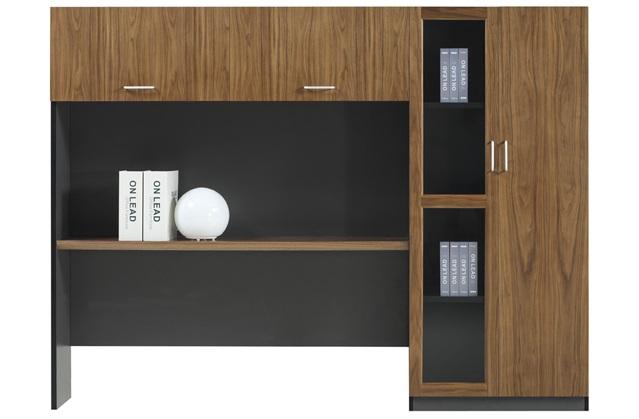 办公家具实木文件柜厂家-GB-04