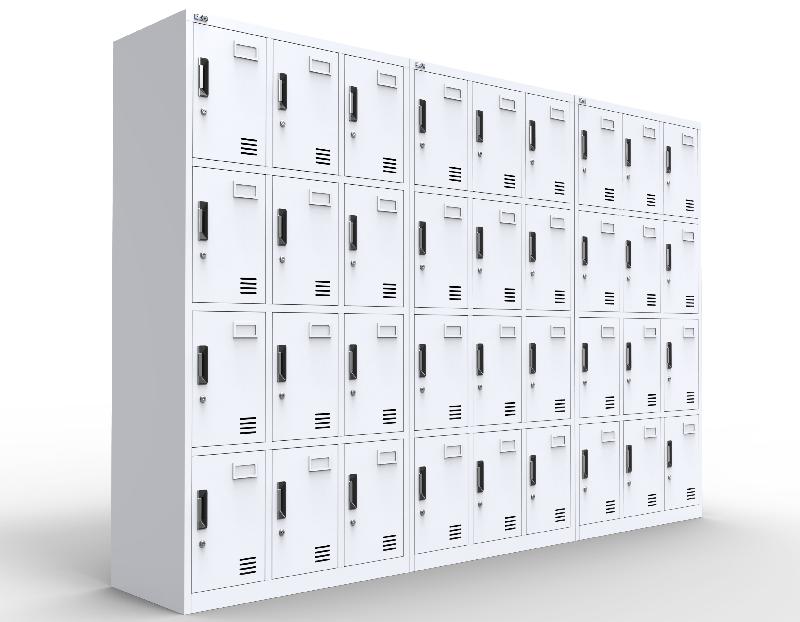更衣柜,钢制更衣柜,更衣柜厂家直销-GE-01