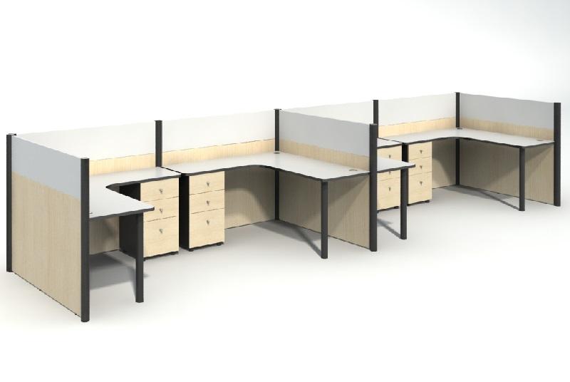 上海电脑桌定制采购品牌生产厂家-JA-05
