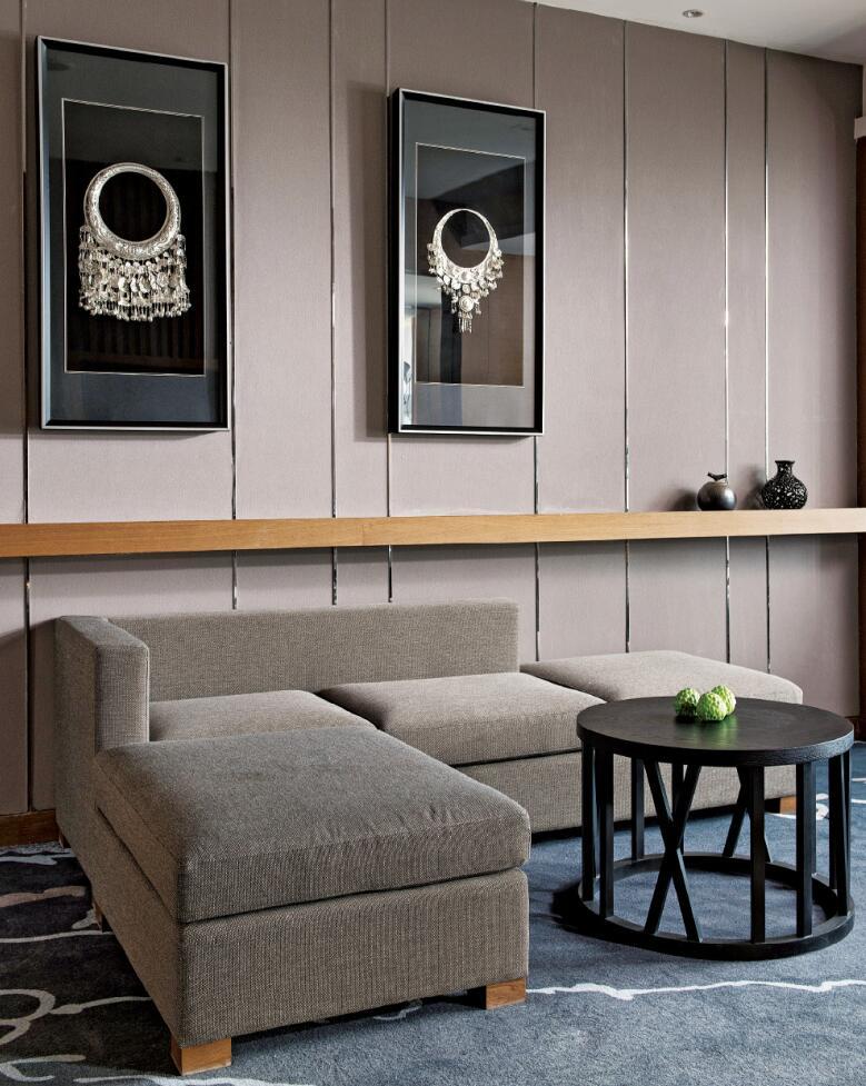 酒店沙发系列定制品牌生产厂家-HC-04