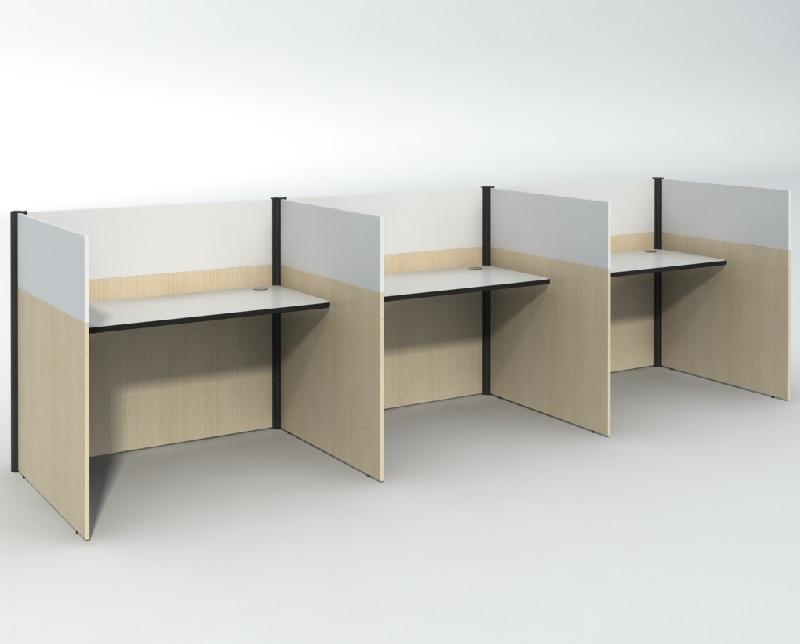学校电脑桌,学校微机室电脑桌厂家-JA-01