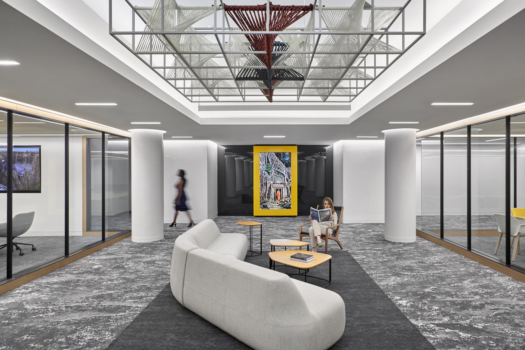 办公室装修设计地面有哪些常用材料?