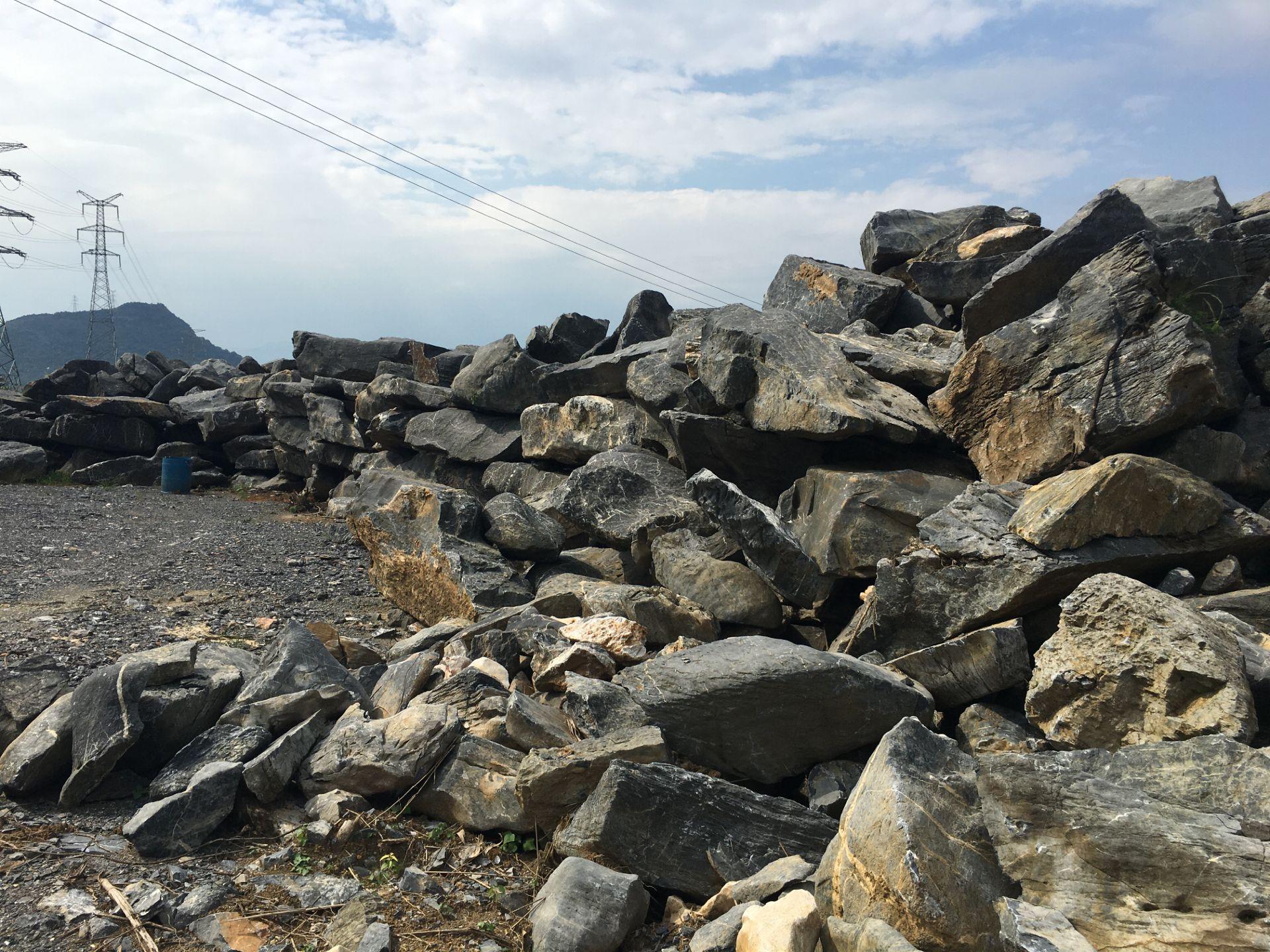 吨位太湖石