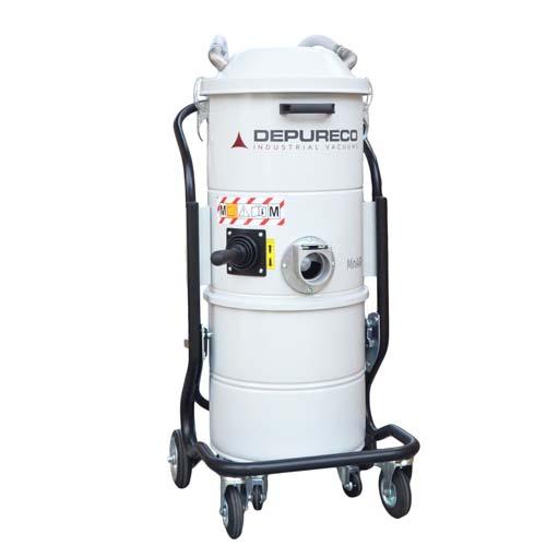 MINI AIR V2 气动工业吸尘器 无电车间用粉尘清理