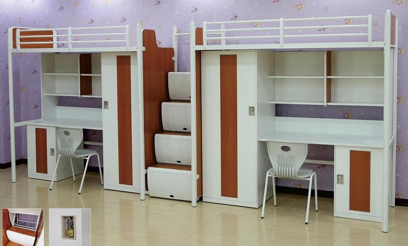 宿舍床位定制采购品牌生产厂家-JC-01