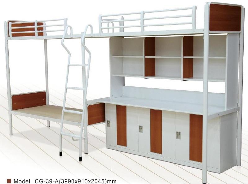 小学生宿舍床位定制采购生产厂家-JC-04