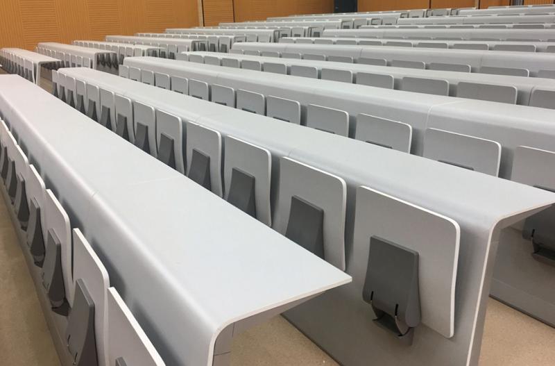 学校开会课桌椅定制采购生产厂家-JD-02