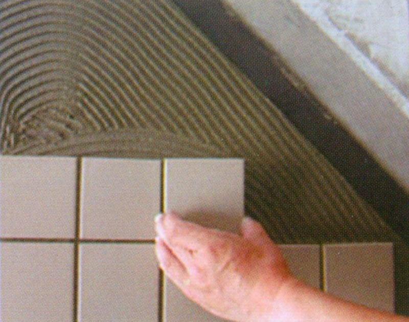 瓷砖胶粘剂