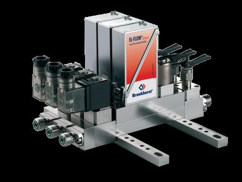 荷兰BORNKHORST流量控制器EL-FLOW流量计F-201CV气体质量流量控制器IQ+FLOW在半导体行业应用案例