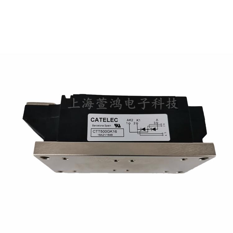 西班牙CATELEC可控硅模块 CTT500GK16
