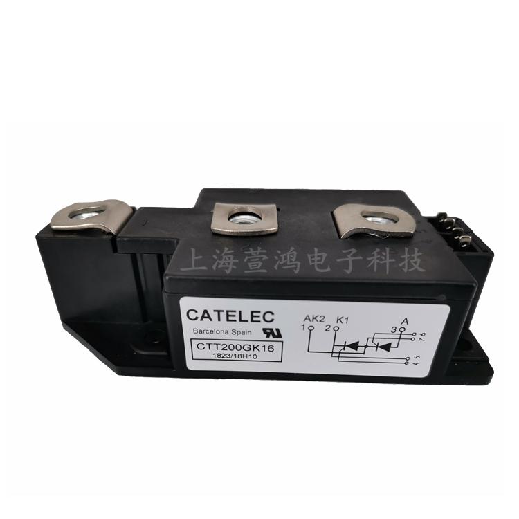西班牙CATELEC可控硅模块 CTT200GK16