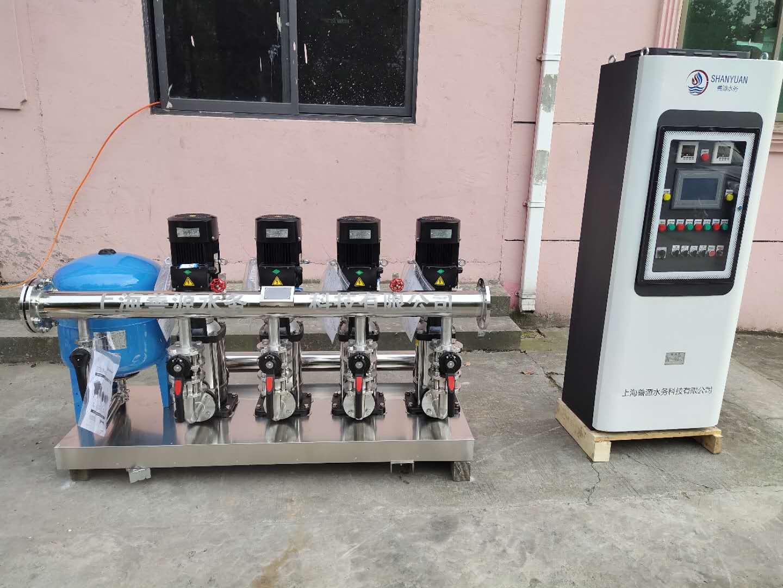 淺談無負壓變頻供水設備的設備原理和七大優勢
