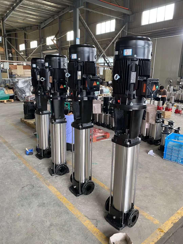 不銹鋼多級離心泵