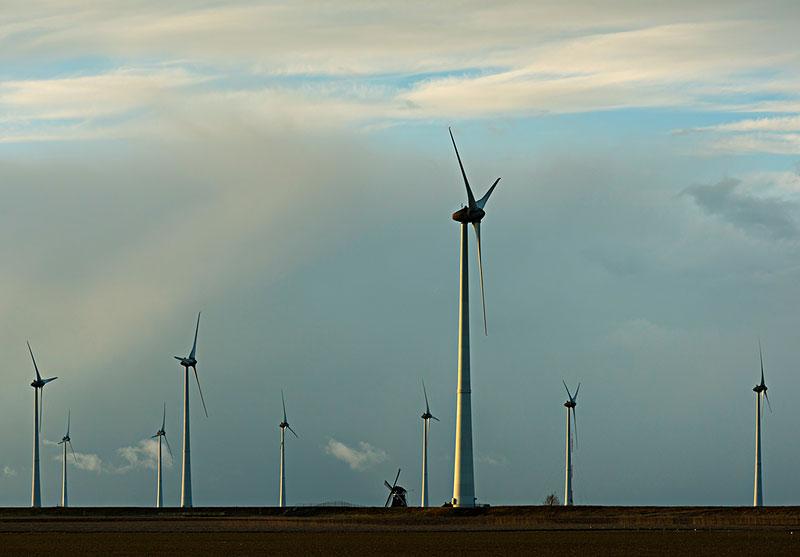 喜讯:上海盖鼎中标安徽华能的风储项目-储能集装箱空调