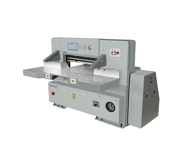 程控數顯切紙機
