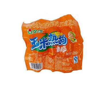金锣玉米热狗肠
