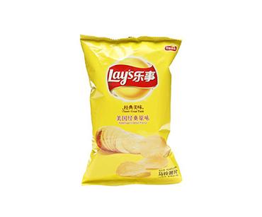 乐事美国经典原味薯片