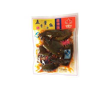 百合五香酱油椒