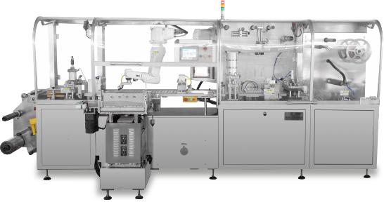 KDPP-250P/350P/500P Full Automatic Blister Packaging Machine