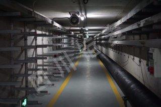 管廊安装效果