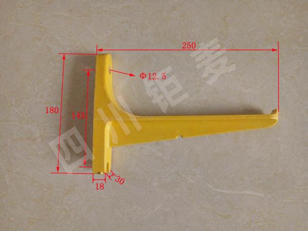 螺钉式复合支架