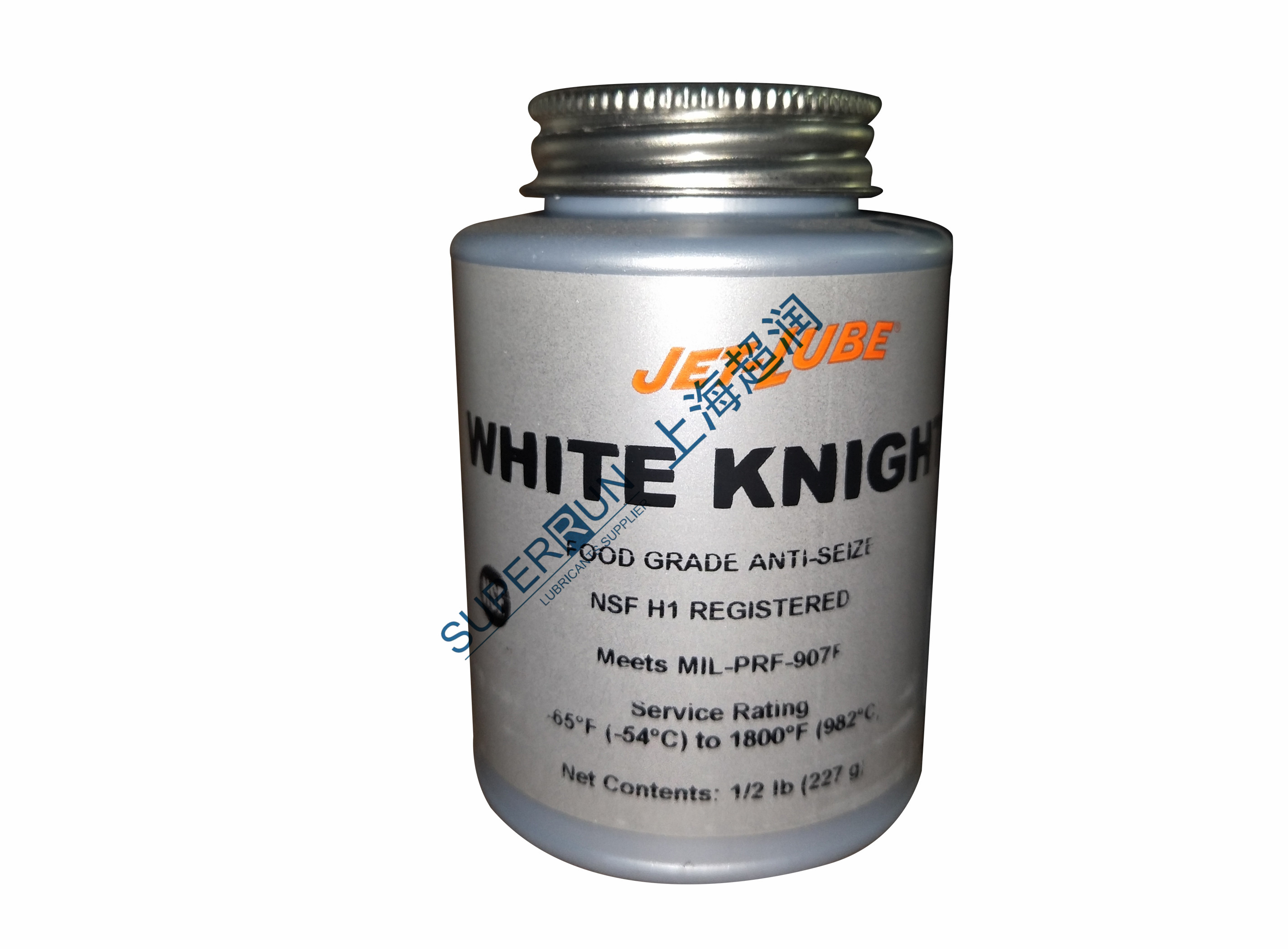 JET-LUBE WHITE KNIGHT食品级润滑脂