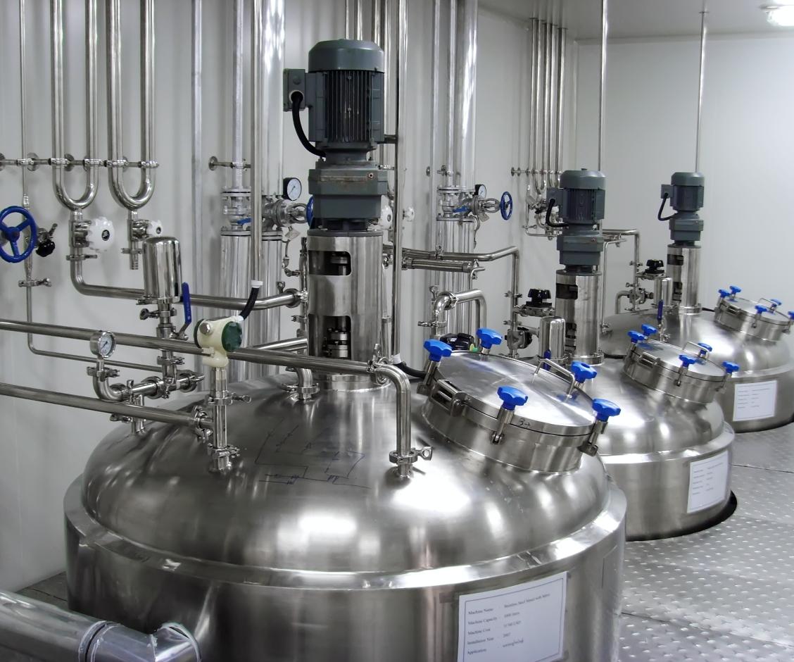 生物发酵工艺生产线