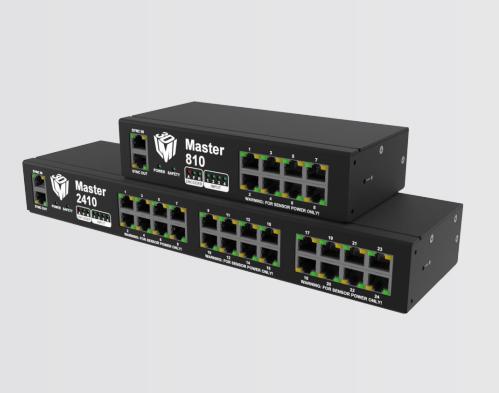 LMI 多传感器网络集线器