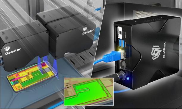 GoMax 3D智能视觉加速器
