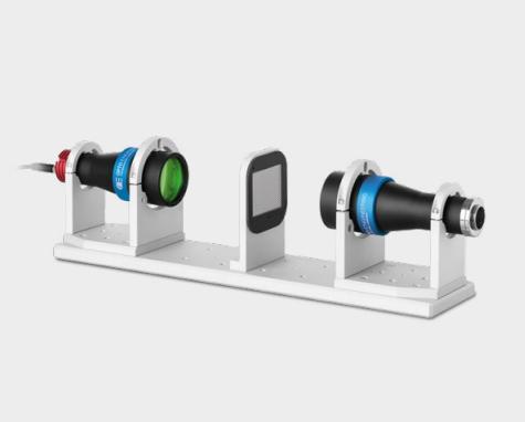 C口平行光系统