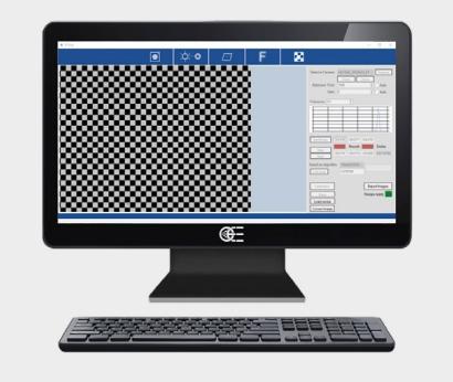 TCLIB远心对位软件