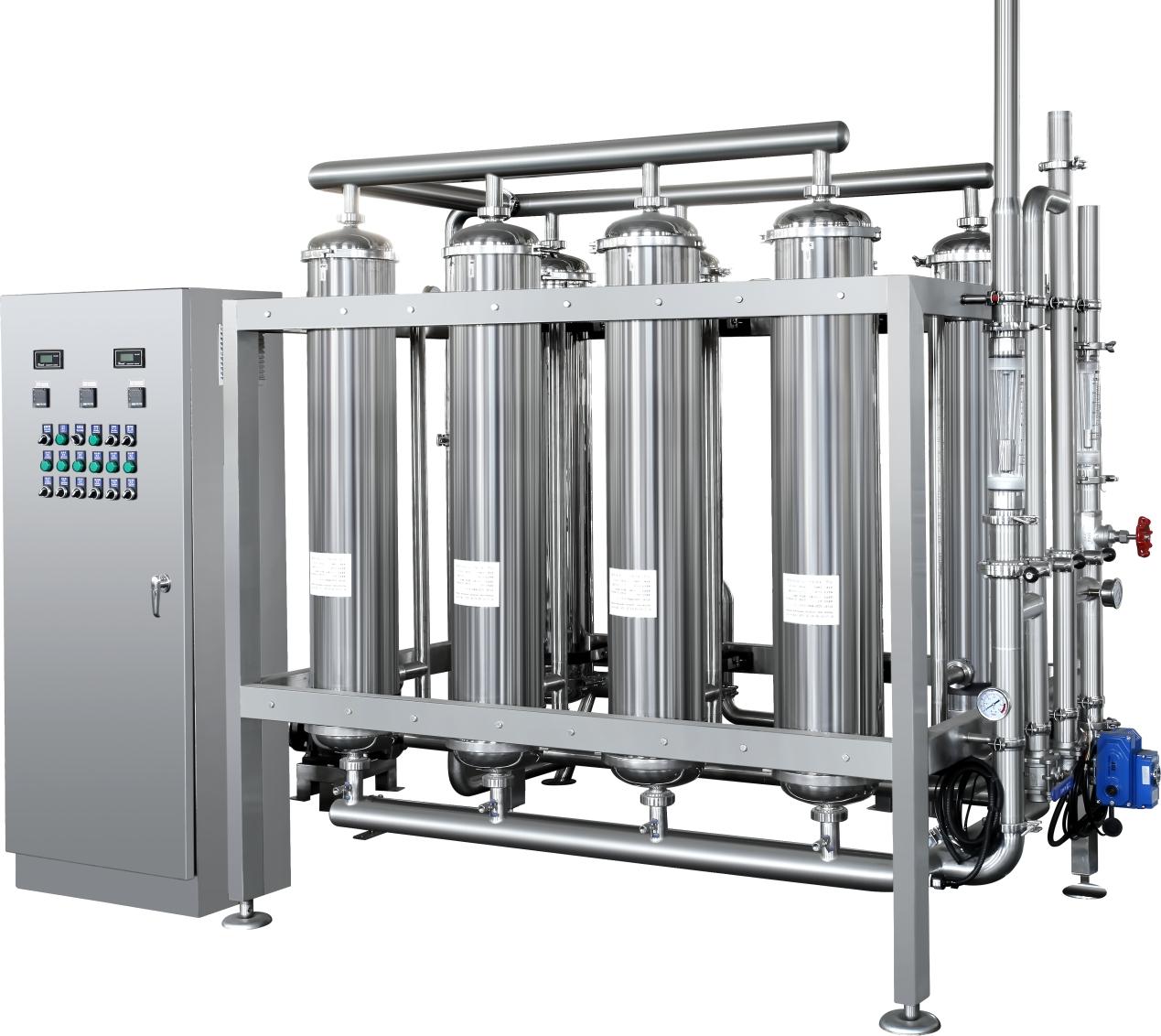 中空超滤水处理系统