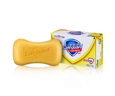 舒肤佳柠檬香皂