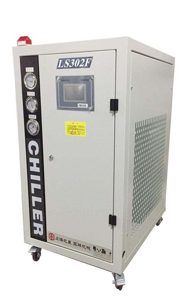 焊接机器人专用冷水机