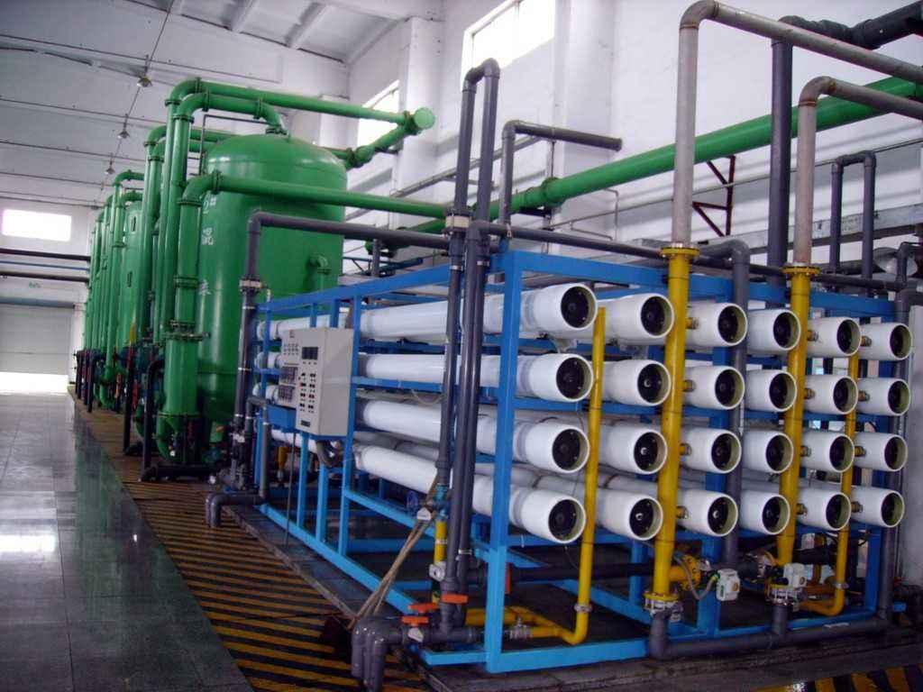 超纯水设备运行注意事项及原理