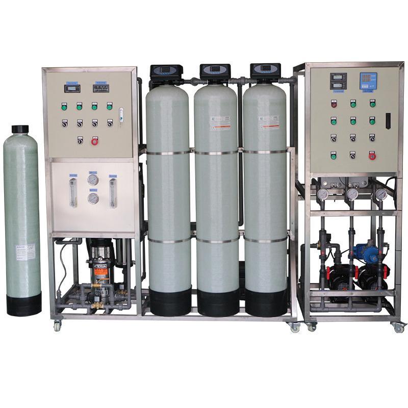 绿禾盛浅析反渗透设备系统12大常见问题