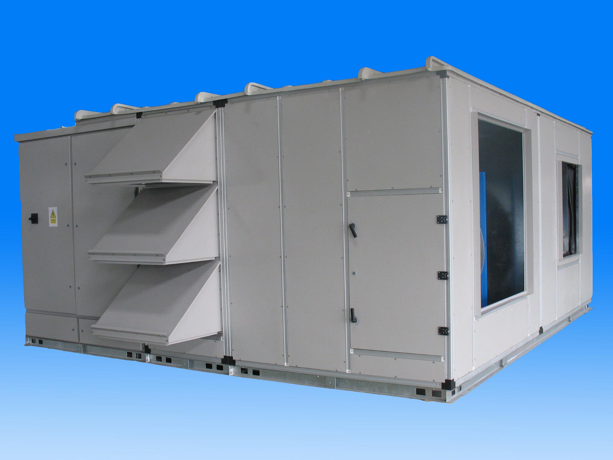 屋顶式空调机组RT系列